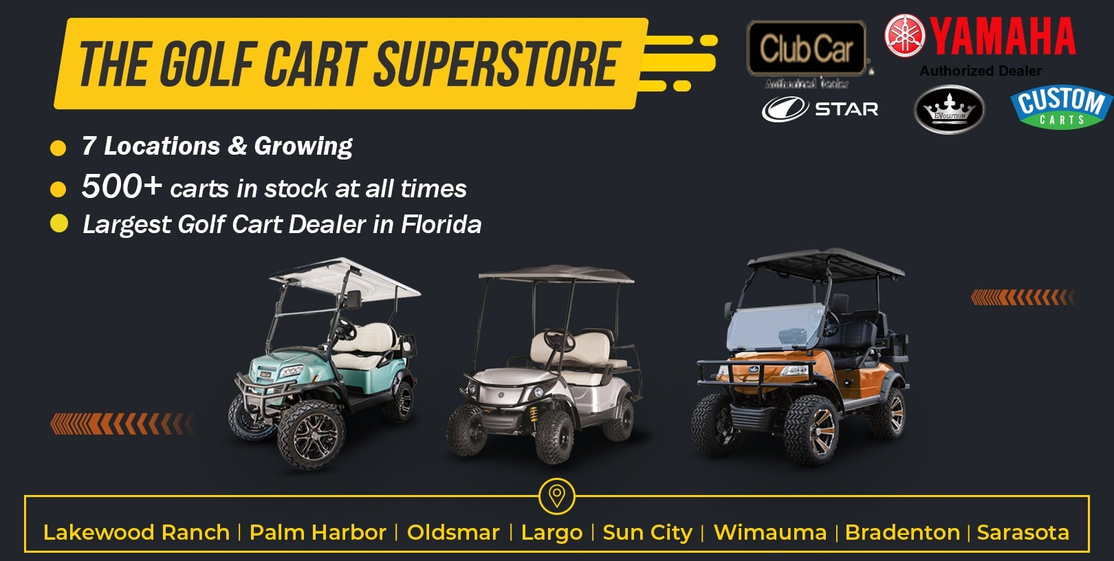 The Golf Cart Superstore
