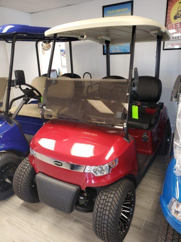 StarEV Capella Golf Cart