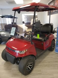 StarEV Capella Golf Cart