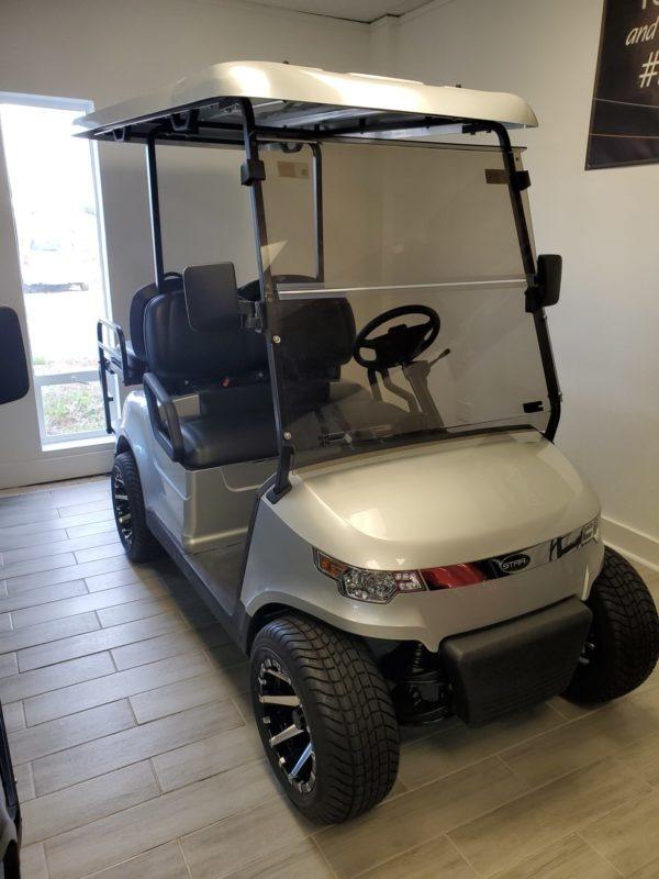 StarEV Capella Golf Cart Blue