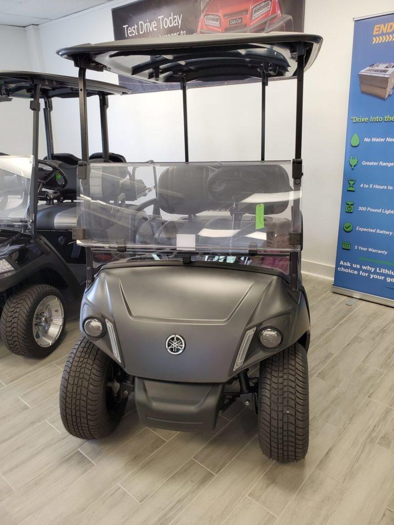 Yamaha PTV 2 Passenger Carbon